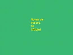 let's clean europe - Neteja els boscos de l'albiol