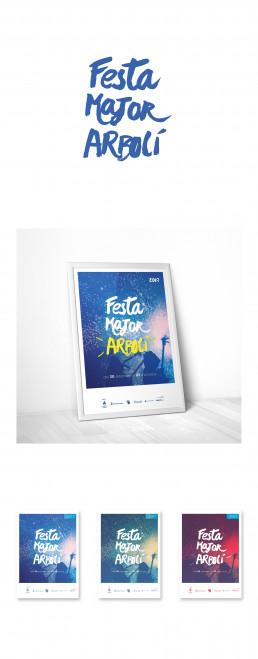 Festa Major Arbolí 2017
