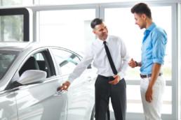 vendedor de coches